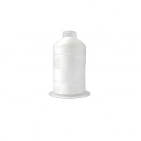 Filo Tera '40' in Poliestere(Infilaperle)ø0,25mm-500mt Bianco