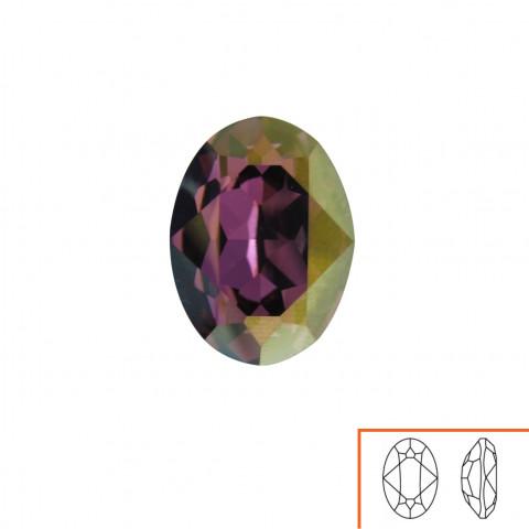 Ovale Swarovski (4120) 18x13 mm - 8 pz Crystal Lilac Shadow F