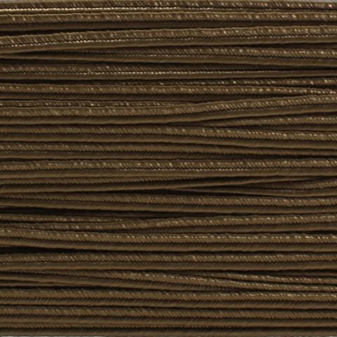 Piattina Soutache -  H3 mm - 20 mt Marrone Chiaro