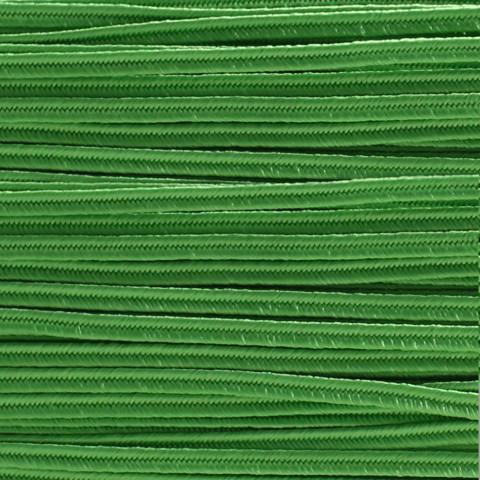 Piattina Soutache -  H3 mm - 20 mt Verde Mela