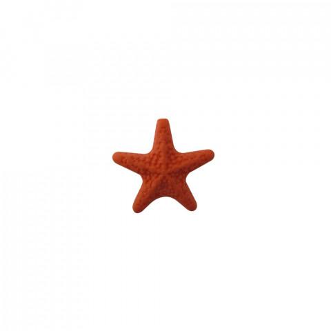 Stella Marina Piatta in Res. 25mm f.2mm ~40cm 16pz  Sat. Arancio Rosso