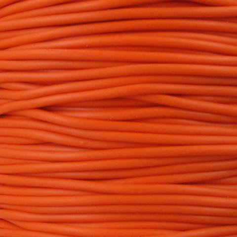 Tondino PVC - ø 2 mm - 100mt Arancio Rosso