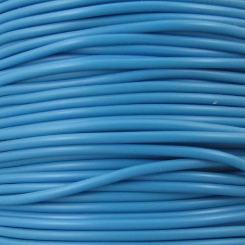 Tondino PVC - ø 2 mm - 100mt Turchese