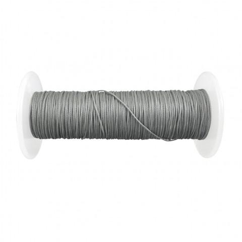 Treccia Semicerata - ø 0,8 mm - 100 mt Polvere