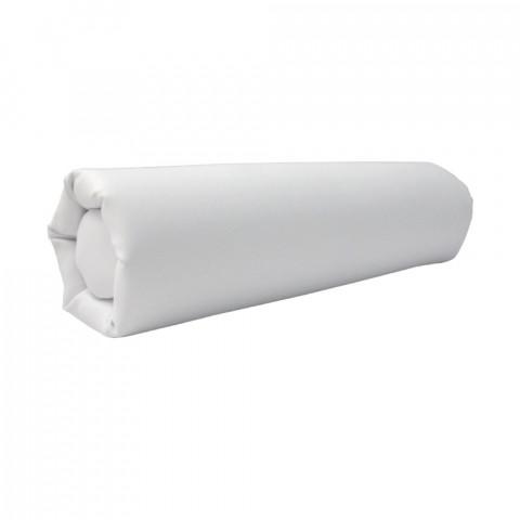 Tubo Portabracciali Ecopelle -21x5,5 cm - 1pz  Bianco